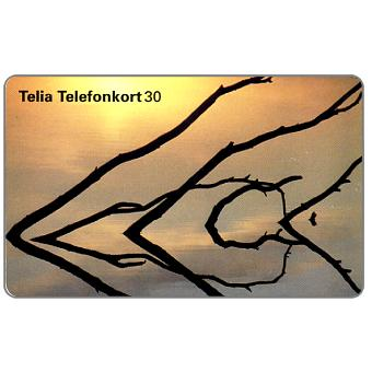 Phonecard for sale: Telia - Branches, 30 units