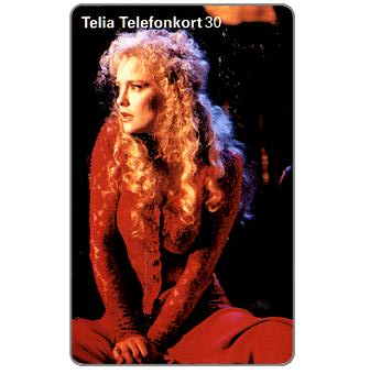 Phonecard for sale: Telia - Theater - M.Richardson, 30 units