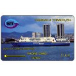 The Phonecard Shop: Port of Spain Harbour, 2CCTA, TT$15