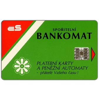 Phonecard for sale: Telecom Praha - Bankomat, 100 units