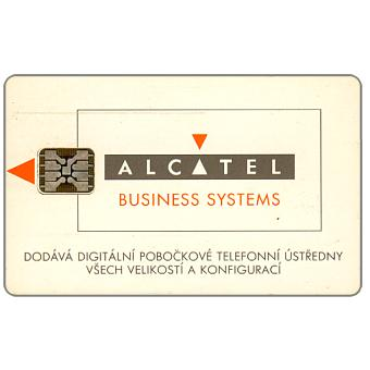 Phonecard for sale: Telecom Praha - Alcatel Business Systems, 100 units