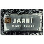 The Phonecard Shop: Czech Republic, SPT Telecom - Jarni, Czechoslovak Airlines, 100 units