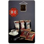 The Phonecard Shop: Czech Republic, SPT Telecom – Douwe Egberts coffee, 80 units