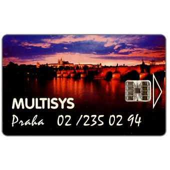 Phonecard for sale: SPT Telecom – Multisys, 150 units