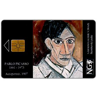 Phonecard for sale: SPT Telecom – Pablo Picasso, 80 units