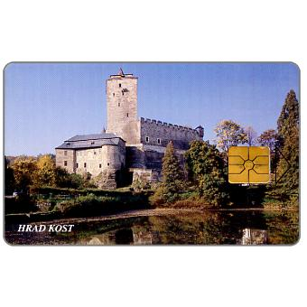 Phonecard for sale: SPT Telecom –  Kost castle, 100 units