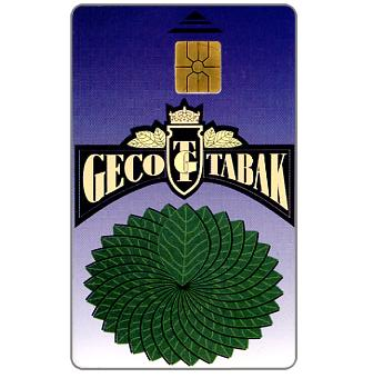 Phonecard for sale: SPT Telecom – Geco Tabak, 50 units