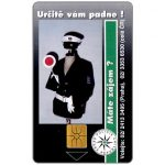 The Phonecard Shop: Czech Republic, SPT Telecom – Police, 50 units