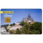 The Phonecard Shop: Czech Republic, SPT Telecom – Brno, 50 units
