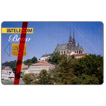 Phonecard for sale: SPT Telecom – Brno, 50 units