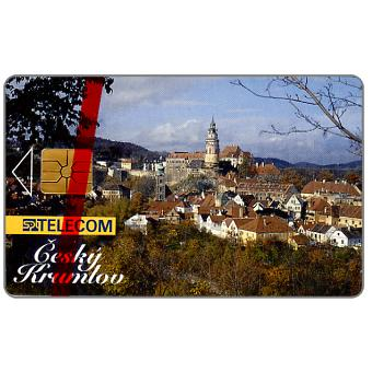 Phonecard for sale: SPT Telecom – Cesky Krumlov, 50 units