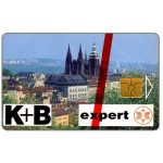 The Phonecard Shop: Czech Republic, SPT Telecom – K+B Expert, 50 units