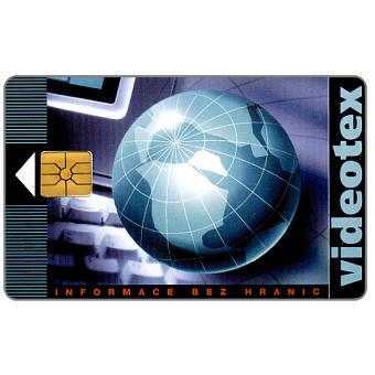 Phonecard for sale: SPT Telecom – Videotex, 100 units