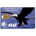 The Phonecard Shop: Czech Republic, SPT Telecom – AT&T, 50 units