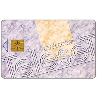 Phonecard for sale: SPT Telecom – Teleset, 50 units