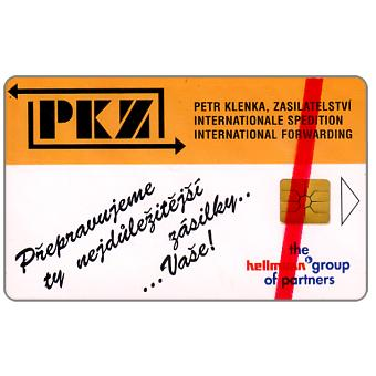 Phonecard for sale: SPT Telecom – PKZ, 50 units