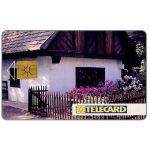 The Phonecard Shop: Czech Republic, SPT Telecom – Rural House, 50 units