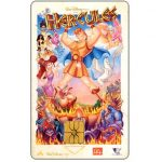 The Phonecard Shop: SPT Telecom – Disney's Hercules, 50 units