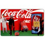 The Phonecard Shop: Czech Republic, City Card - Coca-Cola, 150 Kc