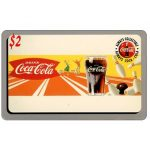 The Phonecard Shop: Score Board - Coca-Cola, Drink Coca-Cola, bowling, $2