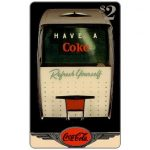 The Phonecard Shop: Score Board - Coca-Cola, Have a Coke, $2