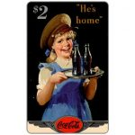The Phonecard Shop: Score Board - Coca-Cola, 1944 Original Art, $2