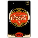 The Phonecard Shop: Score Board - Coca-Cola, Glass Change Receiver, $2
