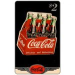 The Phonecard Shop: Score Board - Coca-Cola, Porcelain sign