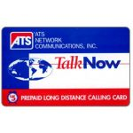 The Phonecard Shop: ATS - TalkNow, $5