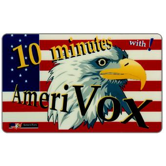 Amerivox - Eagle and flag, 10 minutes
