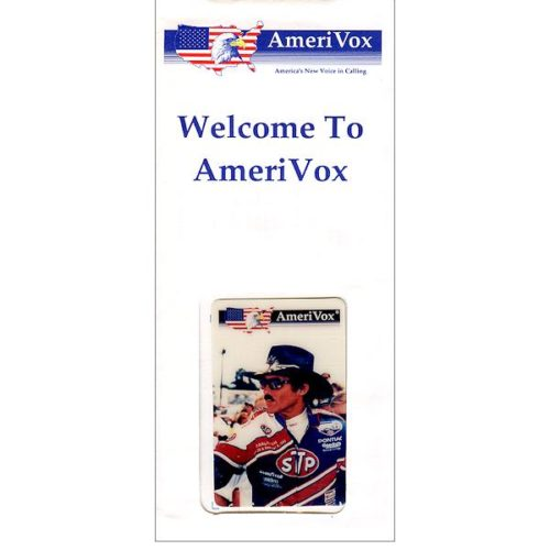 Amerivox - Richard Petty (in sealed envelope)