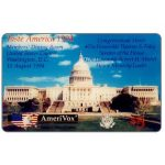 The Phonecard Shop: Amerivox - Taste America 1994, U.S. Capitol Building Wine & Food Celebration, $5