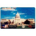 The Phonecard Shop: U.S.A., Amerivox - Taste America 1994, U.S. Capitol Building Wine & Food Celebration, $5