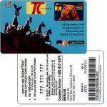 The Phonecard Shop: U.S.A., Amerivox - Telecard 94, Berlin, Germany, TEST CARD, $5