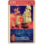 The Phonecard Shop: CTI - Flying vessels