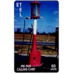 The Phonecard Shop: E.T. Tel - Margolis Gas Pump