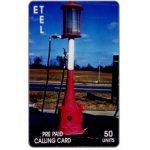The Phonecard Shop: U.S.A., E.T. Tel - Margolis Gas Pump