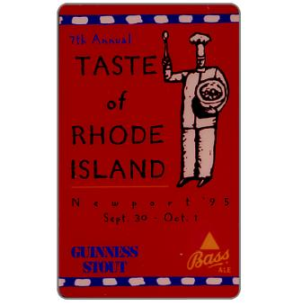 HT Technologies - Taste of Rhode Island, 10 units