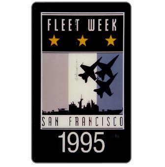 The Phonecard Shop: HT Technologies - Fleet Week Series 1, Poster, 10 units