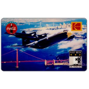HT Technologies - Fleet Week Series 2, Blue Angels Cargo, 10 units