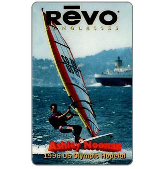HT Technologies - Revo Sunglasses, Ashley Noonan US Board Sailing champion, 10 units