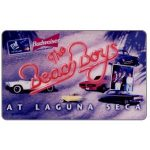 The Phonecard Shop: U.S.A., HT Technologies - The Beach Boys at Laguna Seca, 10 units
