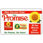 The Phonecard Shop: U.S.A., Innovative Telecommunications - Promise Margarine, complimentary 10 minutes