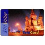 The Phonecard Shop: U.S.A., International TeleCard - The Cremlin, $10