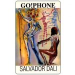 Phonecard for sale: Laser Radio - Salvador Dali