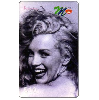 Phonecard for sale: Laser Radio - Marilyn Monroe, A week in the life, Saturday, $10