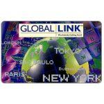 The Phonecard Shop: U.S.A., Global Link - Town names