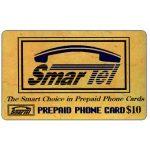 The Phonecard Shop: U.S.A., Smartel - Logo, $10