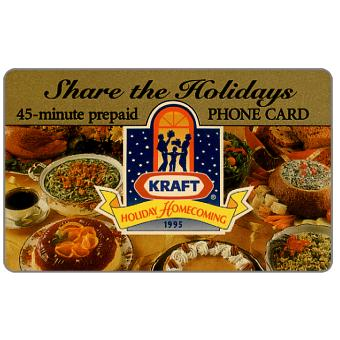 Sprint - Share the Holiday Kraft, 45 minutes