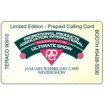 The Phonecard Shop: Teraco - PPAI Ultimate Show, 10 units